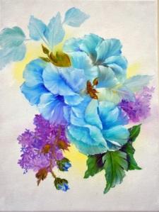 Pretty in Blue (progressing)