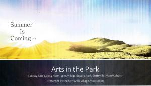 Arts in the Park Stittsville