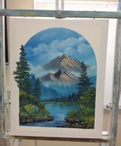 1-Mountain River progress 6