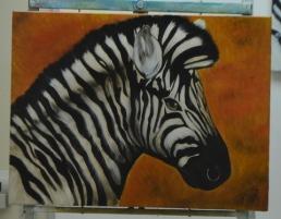 Zebra Finished [Maylin]