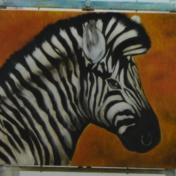 Zebra Finished [Maylin]