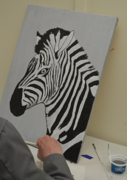 Zebra Shading stage 2 [Hector]