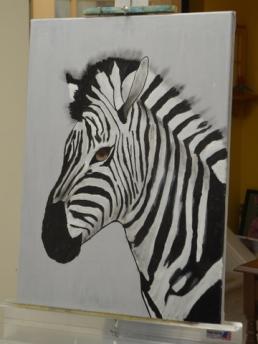 Zebra Shading stage 3 [Hector]