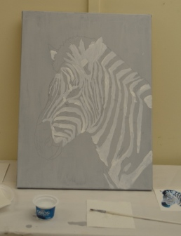 Zebra White stage [Hector]